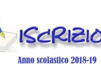 iscrizioni-a.s2018-19