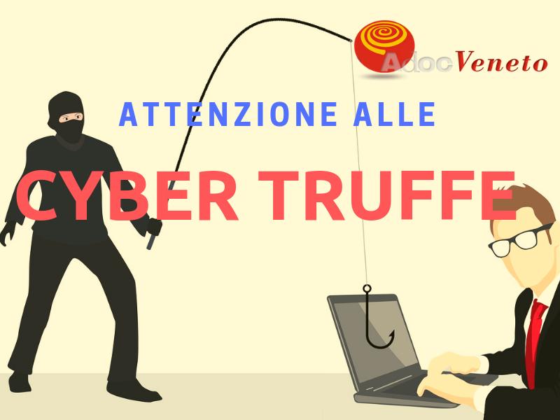 cyber truffe, come difendersi dalle cyber truffe, cyber truffe veneto