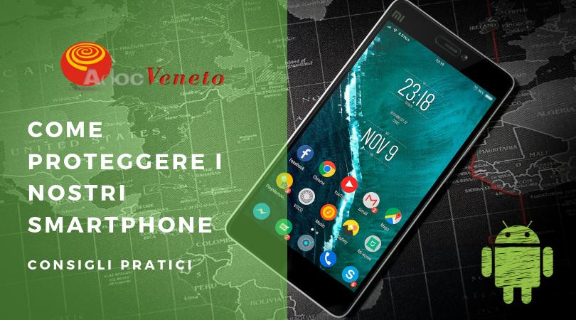 adocveneto come proteggere i nostri smartphone, smartphone quale antivirus scegliere
