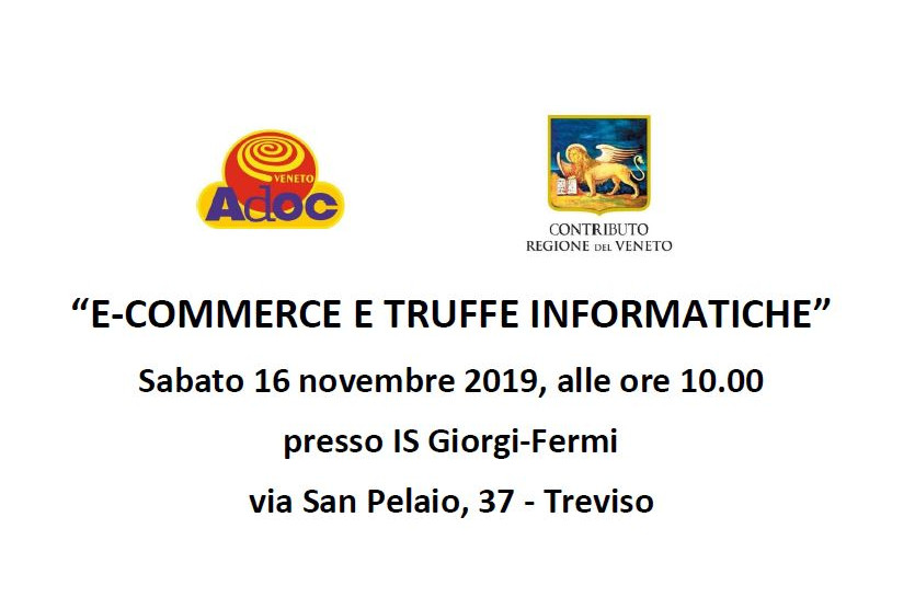 E-commerce e truffe Treviso