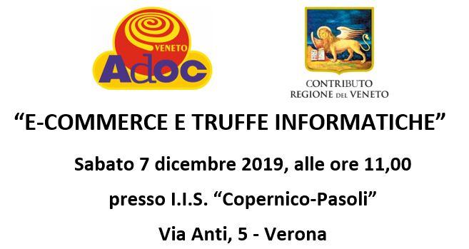 ecommerce e truffe Verona