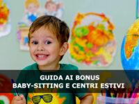 guida bonus baby-sitting